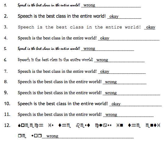 thesis about visual aids Free visual aid speech outline papers, essays, and research papers.